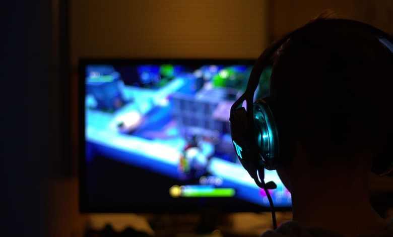 fortnite computer game game gamer