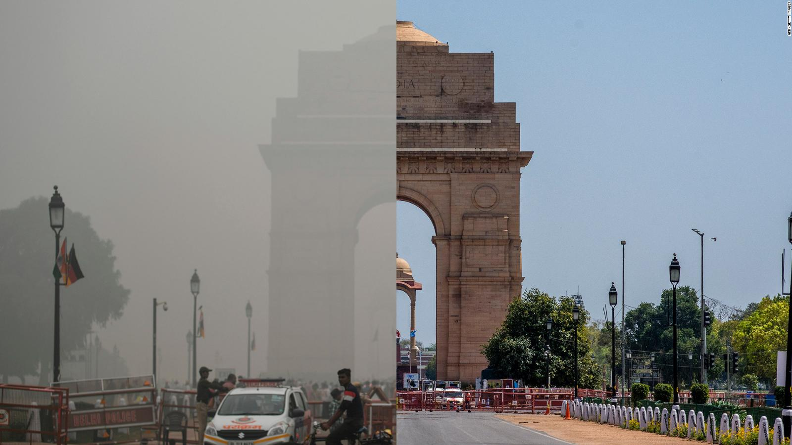 air pollution in delhi-ncr: lockdown gains made and lost - inventiva