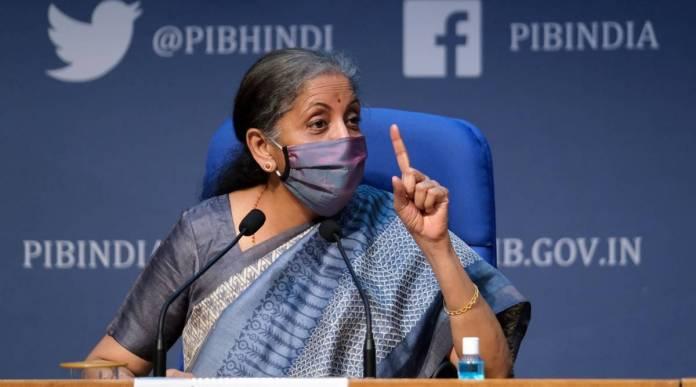 finance minister nirmala sitharaman bloomberg 1200