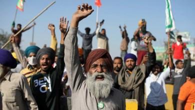 india farmer protests