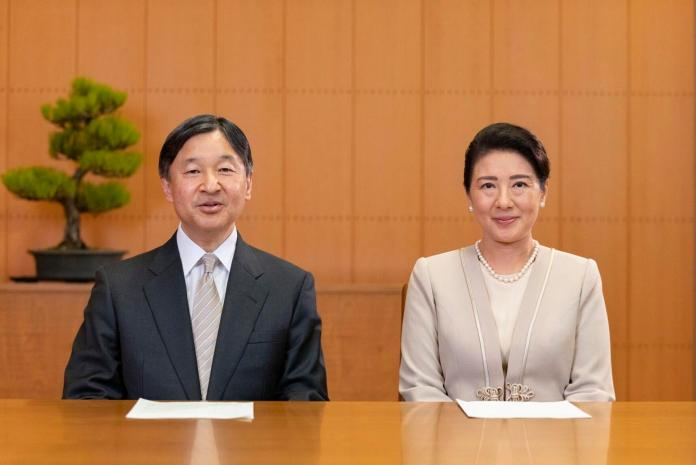 Japans emperor acknowledges virus hardship in video message