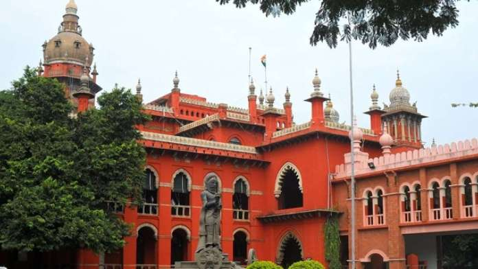 928541 madras high court new