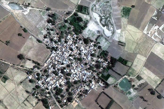 ISRO geospatial image 1