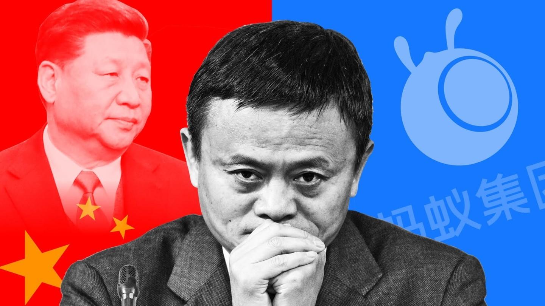 jack ma's saga: chinese dominance negatively affecting its economic potential - inventiva