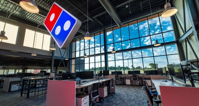 Dominos pizza hires