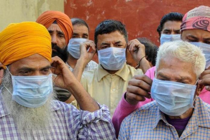Punjab coronavirus PTI Photo