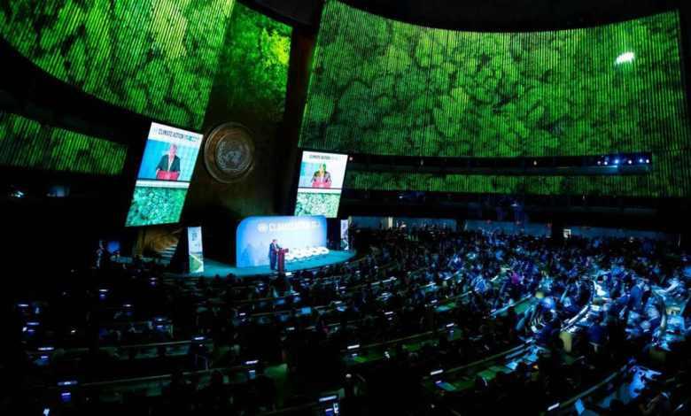 un climate environment