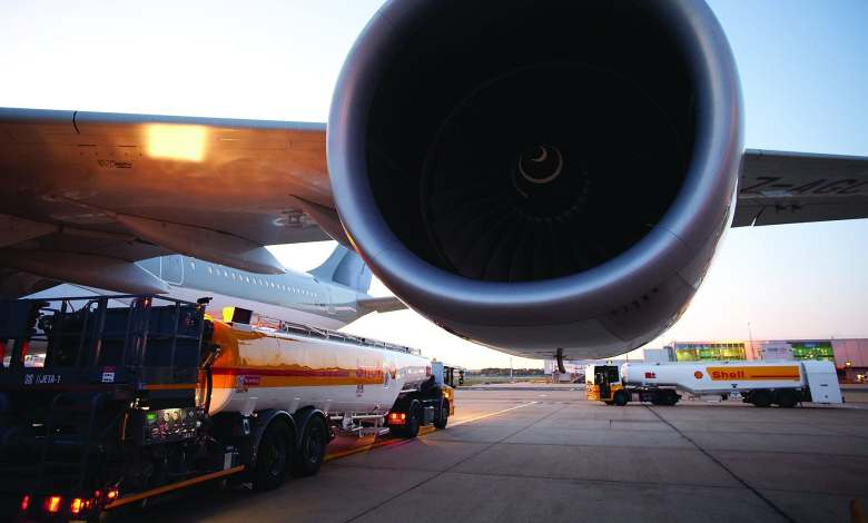 aviation fuel civil jet fuel