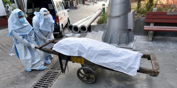 Coronavirus Deaths PTI