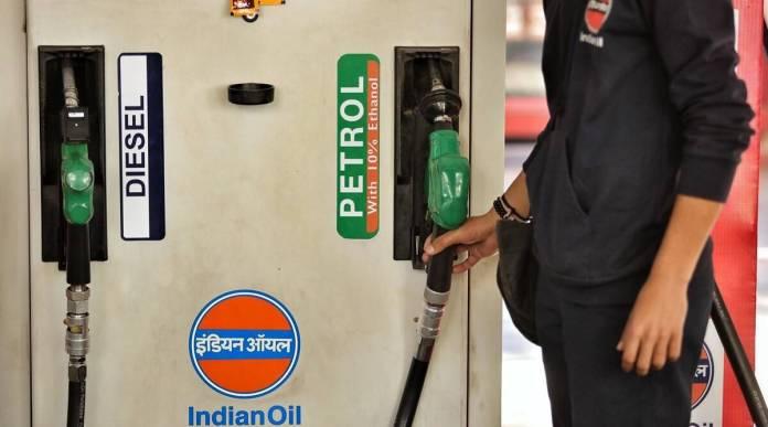 petrol diesel price express photo 1200