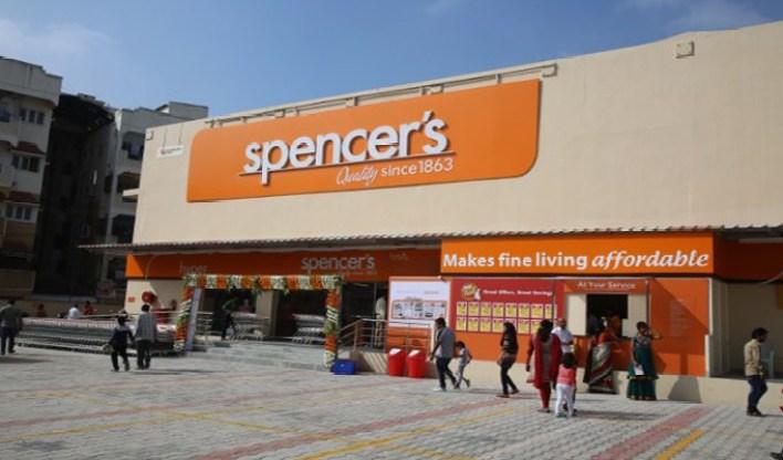 spencers retail 1
