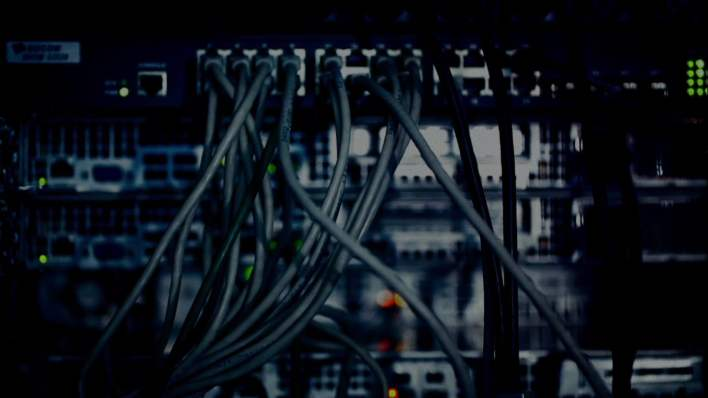 hardware wires technology gray wallpaper