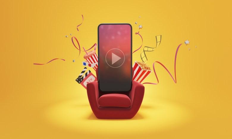 entertainment apps statistics
