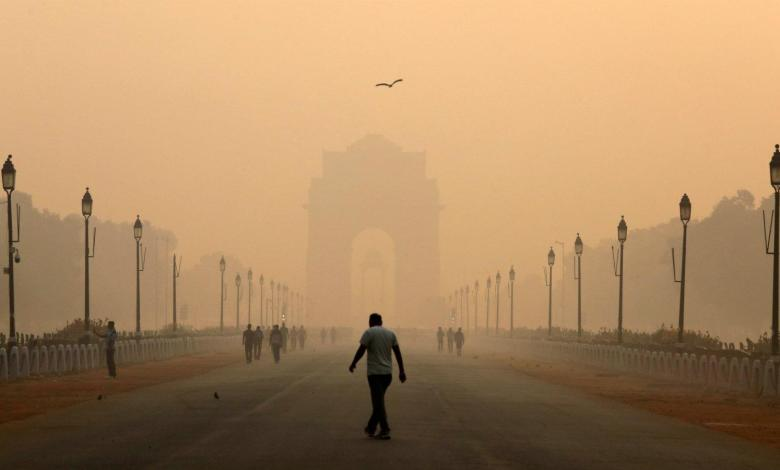 india delhi pollution 1