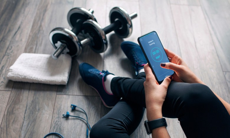 the best fitness apps for