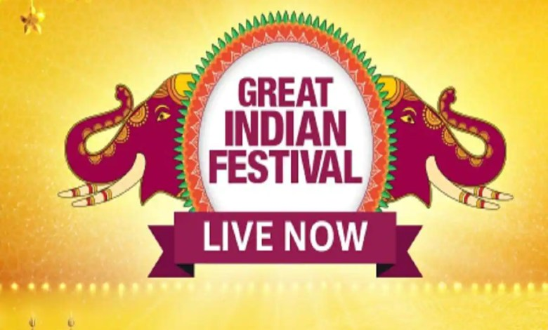amazon great indian festival sale live