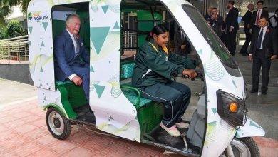 3 wheeler electric vehicle.