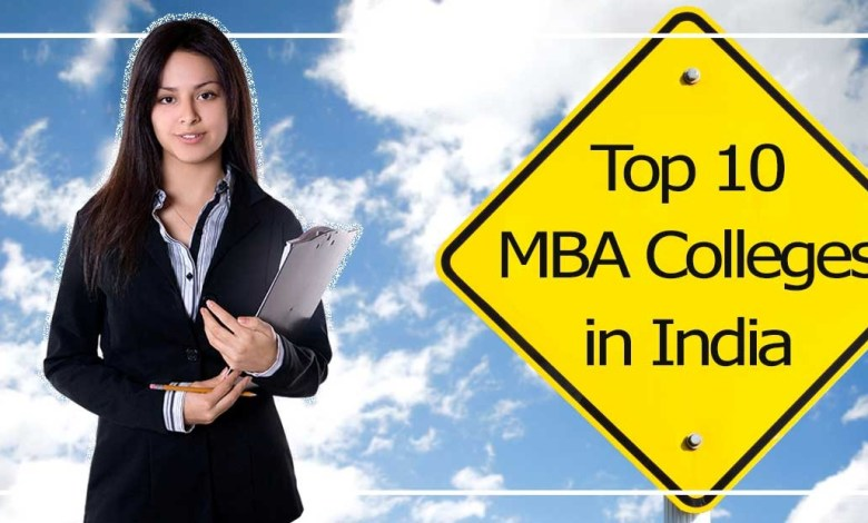 top10 mba colleges in india