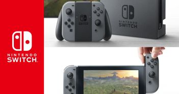 La nueva nintendo switch