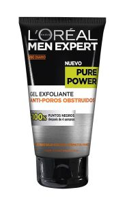 loreal men expert gel carbon