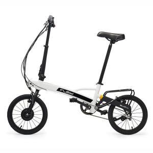 Mejores bicicletas eléctricas plegables Flebi