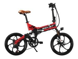 Mejores bicicletas eléctricas plegables Rich Bit