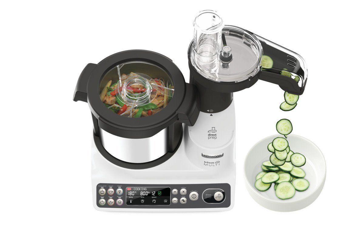 Comparativa de robots de cocina: Alternativas a la Thermomix