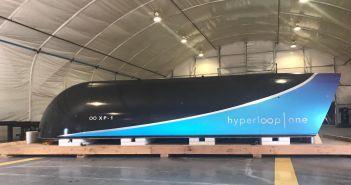 Prueba del Hyperloop