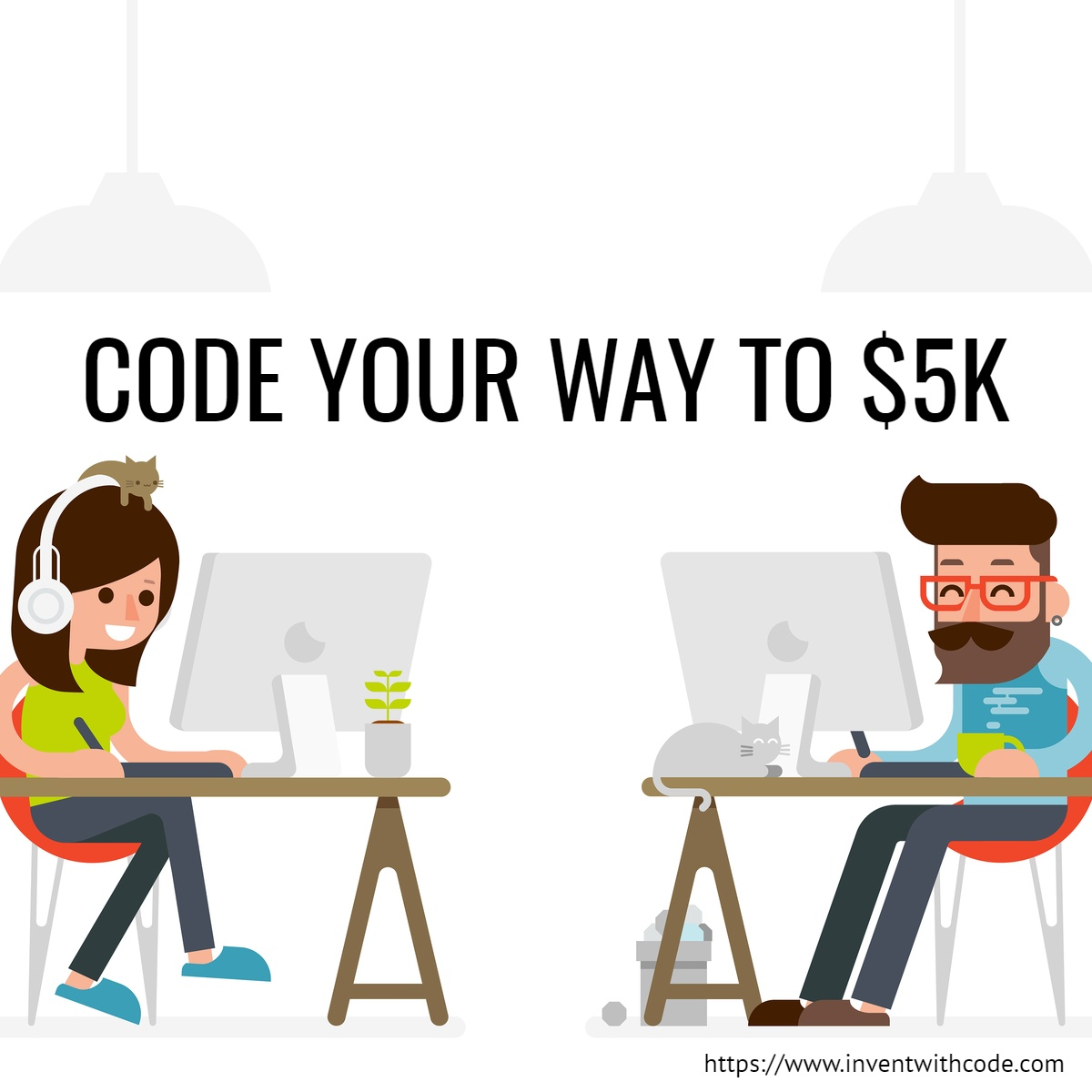 Make Money Coding Your Way To $5K