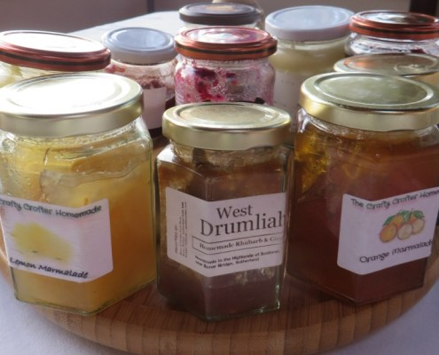 Marmalade selection