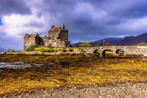 Eilean Donan Castle - Possibly Scotland's most photographed castle
