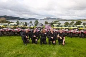 Experience 4x4 - South Loch Ness