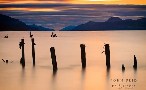 Visit Loch Ness from our Luxury Inverness B&B