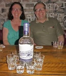 john and Sue at EG
