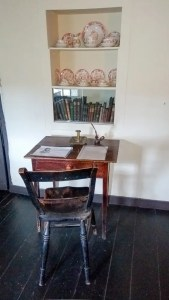 Hugh Miller's Writing Desk