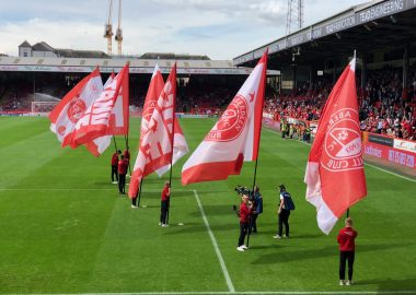 Pittodrie Flags