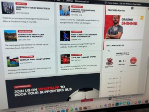 Inverness Reds Online