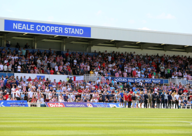 Neale Cooper Stand