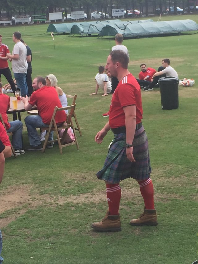 @BeansAndPitta - Top Reds in Kilts 😍 #StandFree #COYR 🔴⚪️🔴⚪️🔴🐑🐑🔥🔥🔥