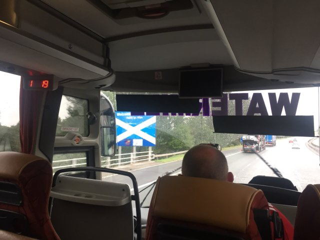 @watterloony - Back in Bonnie Scotland 🏴