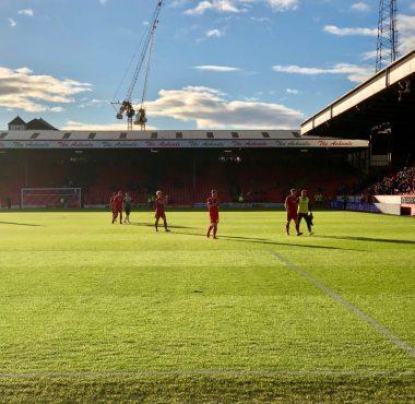 Aberdeen v St Mirren