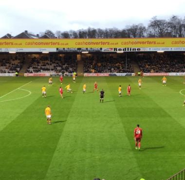 Motherwell 3 v Aberdeen 0