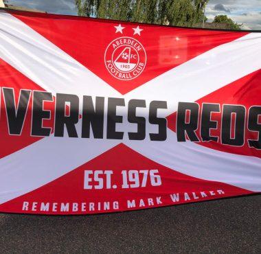 Inverness Reds Flag