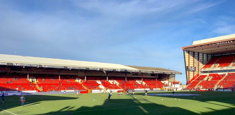 Aberdeen v Queen of the South