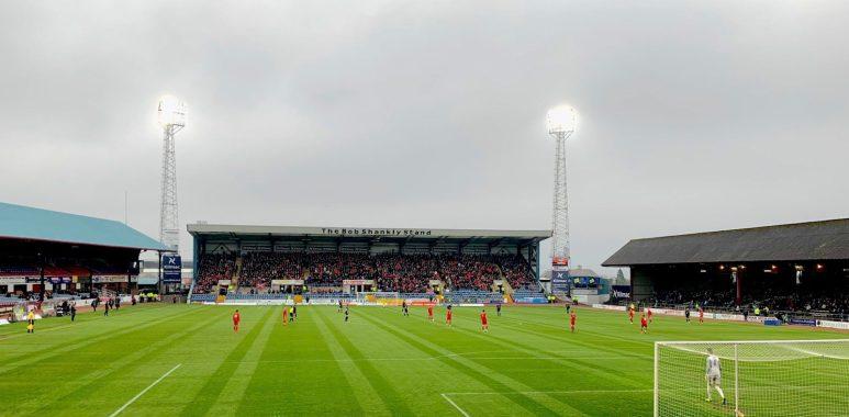 Dundee v Aberdeen