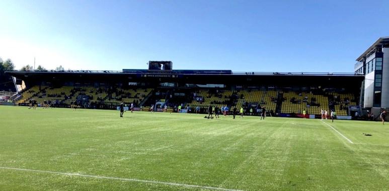 Almondvale Stadium