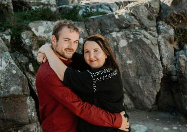 Scott and Deborah