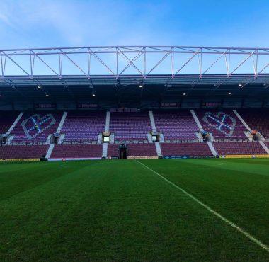Hearts v Aberdeen