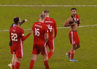 Rangers v Aberdeen