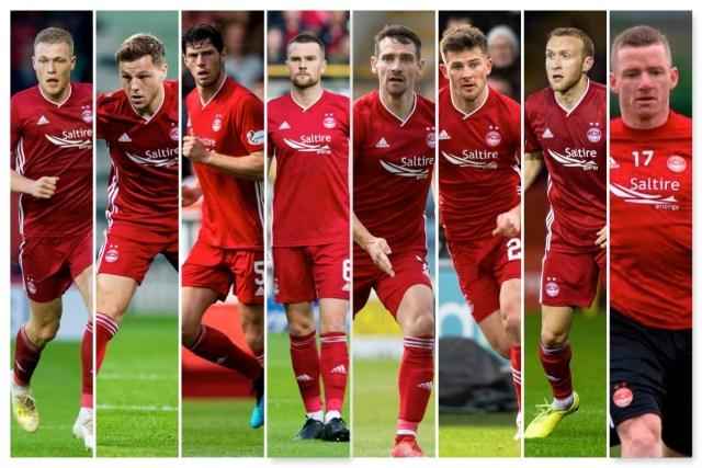 The Aberdeen 8